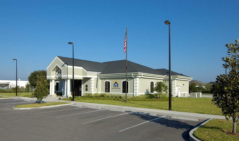 cfe federal credit union winter garden branch r c stevens construction company